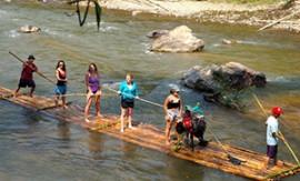 bamboo-rafting ft