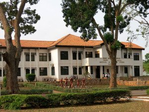 University of Ghana at Legon