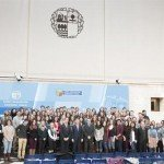 Group Photo - USAC Students & Staff with the Basque Government Representives