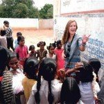 Bangalore Alumna Says Thank You to India