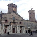 Reggio is the city of the tricolor (Italian flag)