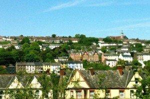 Cork, Ireland Cityscape