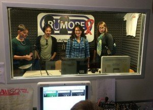 rumore radio internship
