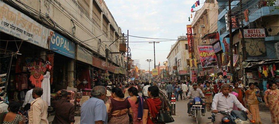 Bangalore Market Place