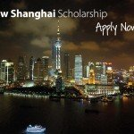 New Shanghai Scholarships for Spring 2015