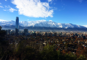 Santiago after the rain (USAC Chile) pd
