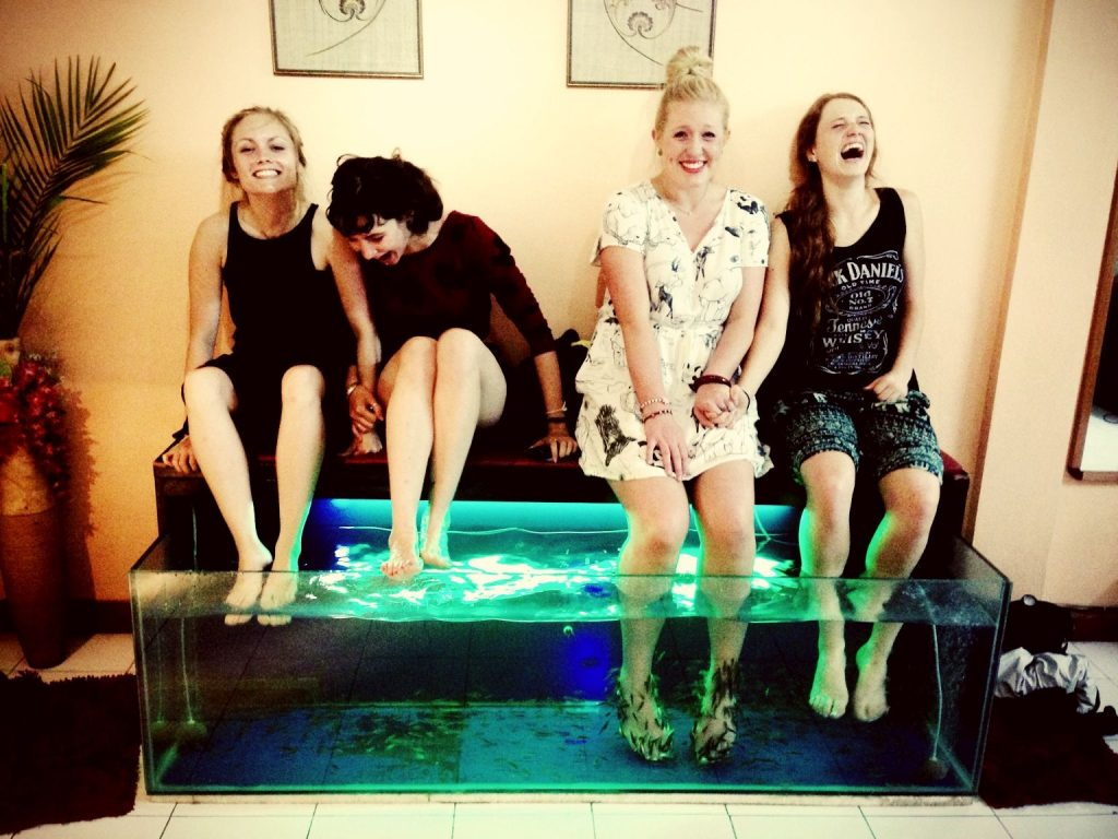 Chiang Mai fish spa (Shelby Snyder) pd