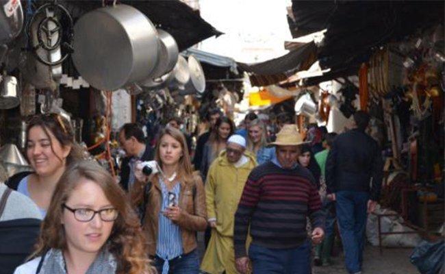 danielle higgins morocco trip