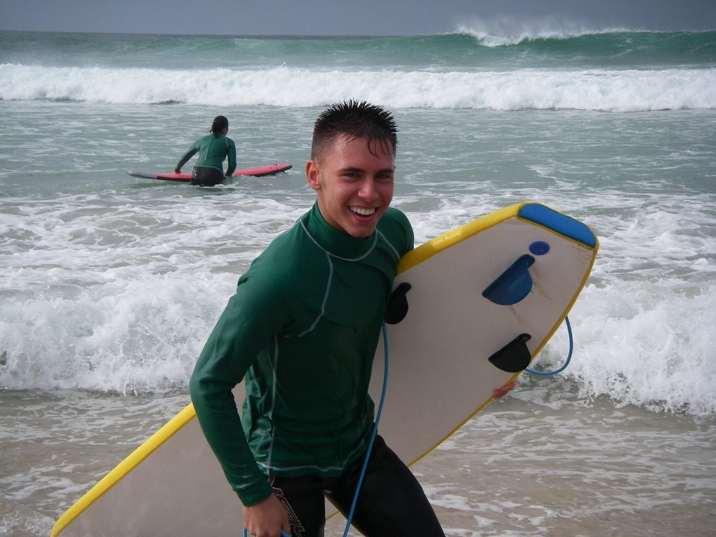 Gold Coast, Australia USAC surfing lessons bucket list