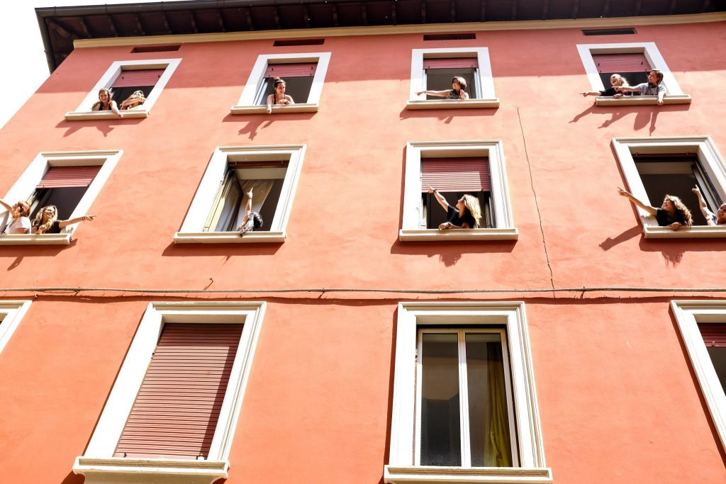 APARTMENTS IN REGGIO EMILIA SPRING SESSION 2015