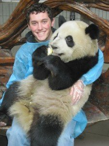 Chengdu, China hold panda research study abroad