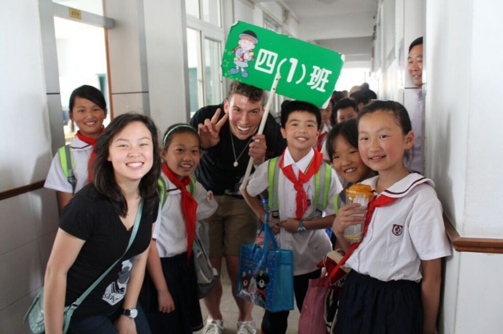 Volunteer China Shanghai Study Abroad Travel International