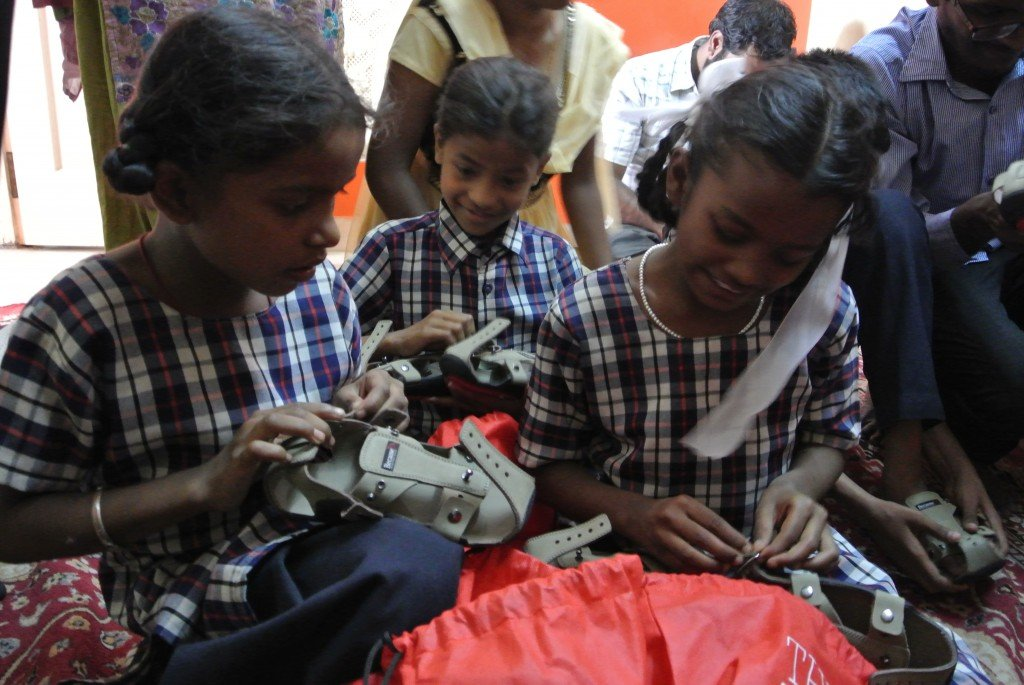 The shoe that grows bangalore india volunteer study abroad