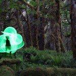 LED Hula Hoop photography national parks travel