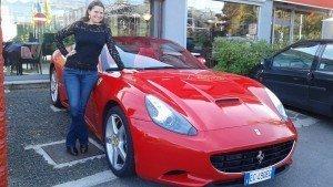 Ferrari Factory museum italy reggio emilia