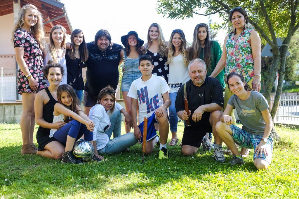 Reggio Emilia Italy Un Panino Diverso sandwich food study abroad