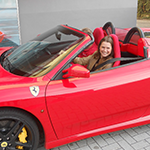 A Ride to Remember: A Day with Ferrari