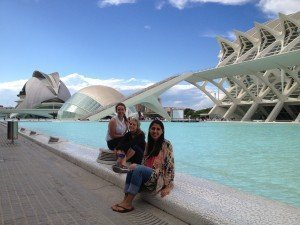 City of Arts and Sciences Valencia Spain USAC