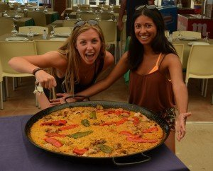Paella Alicante Valencia Spain