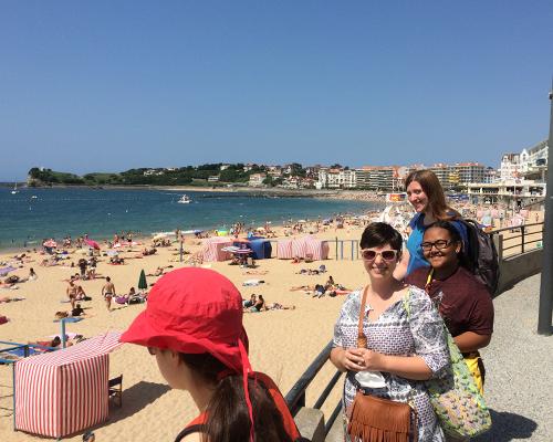basque coast excursion