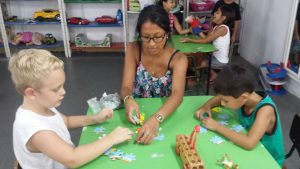 Volunteering at Vidal Ramos (2)