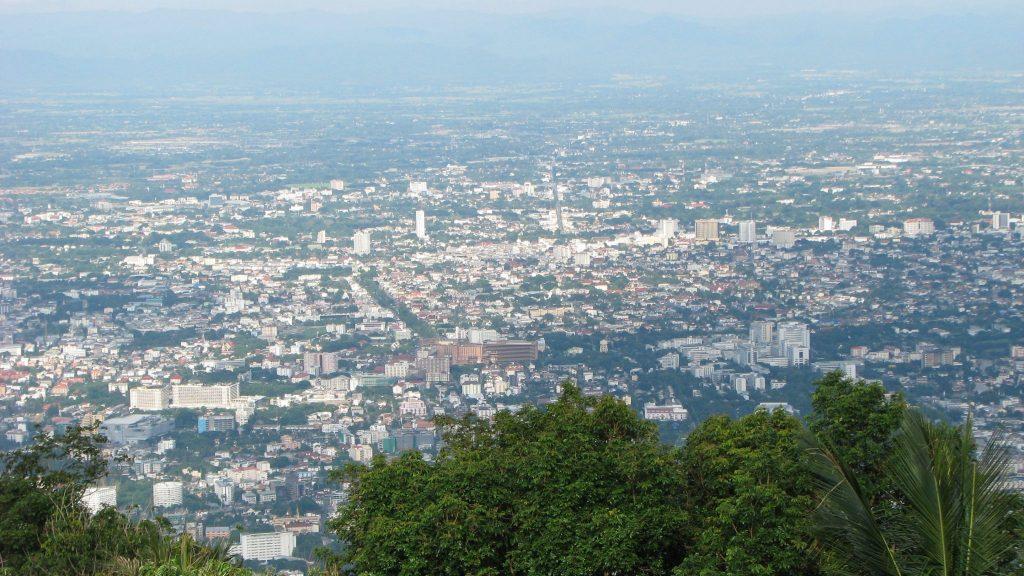 Doi Suthep Chiang Mai Thailand University Study Abroad
