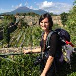 Pompeii Napoli Italy Viterbo Study Abroad Travel