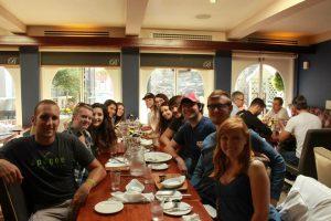 Cork, Ireland, Dinner, explore, travel, study abroad, bucket list