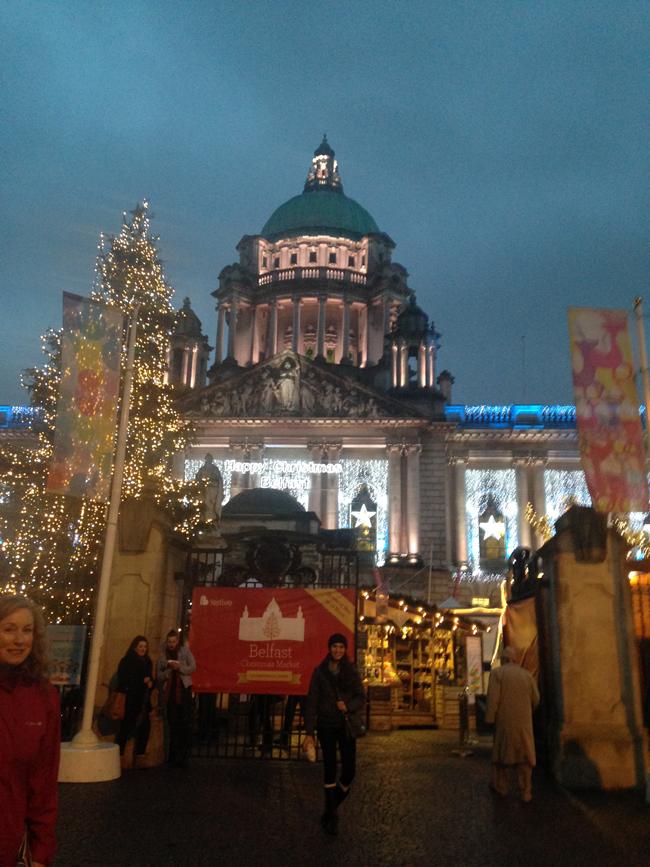 Christmas Market Belfast