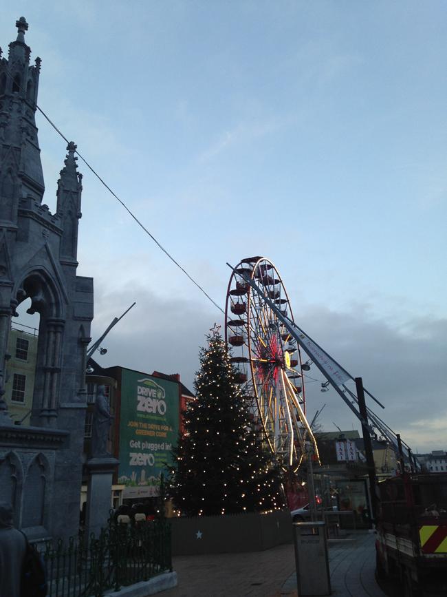 Christmas Market in Ireland