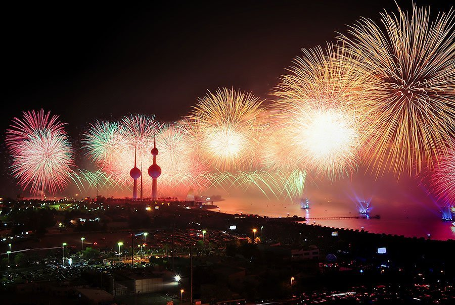 10 Best New Year's Celebrations Around the World