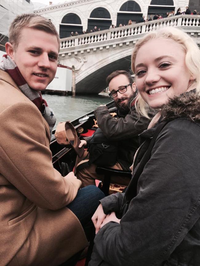 Torino boat ride