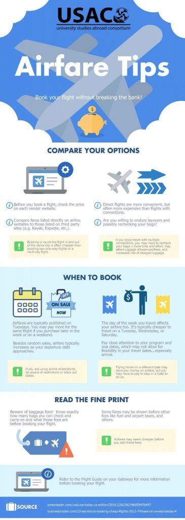 Airfare Tips