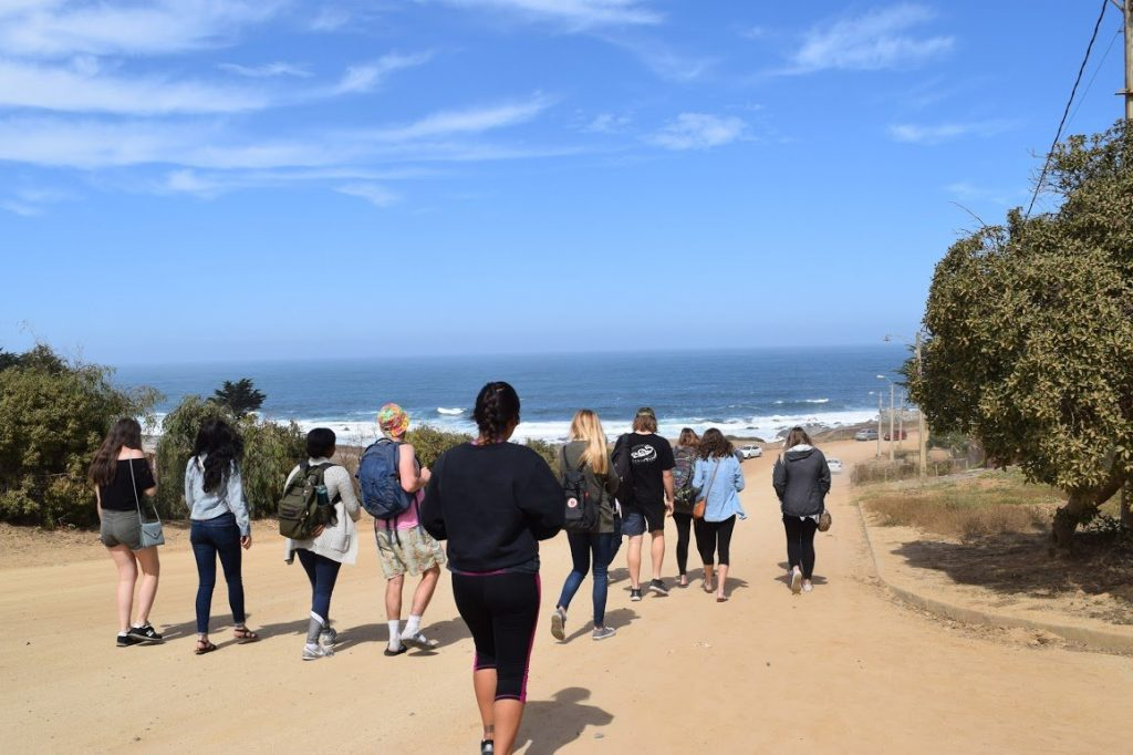 Isla Negra field trip, the home of Pablo Neruda