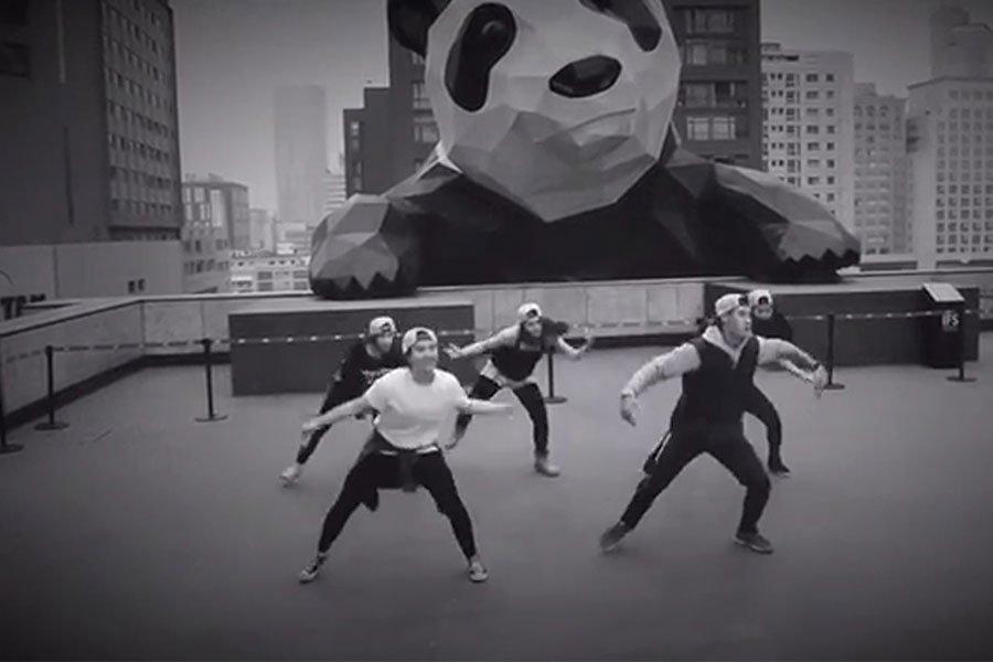 Dancing Through Chengdu