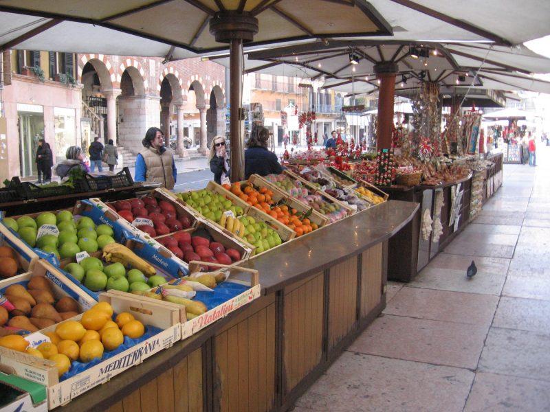 Food in Verona