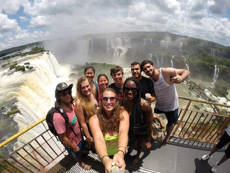 Iguaca Falls Brazil