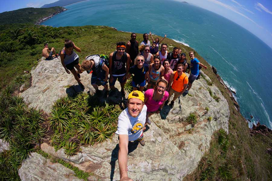 Scholarship Helps College Students Study Abroad in Brazil