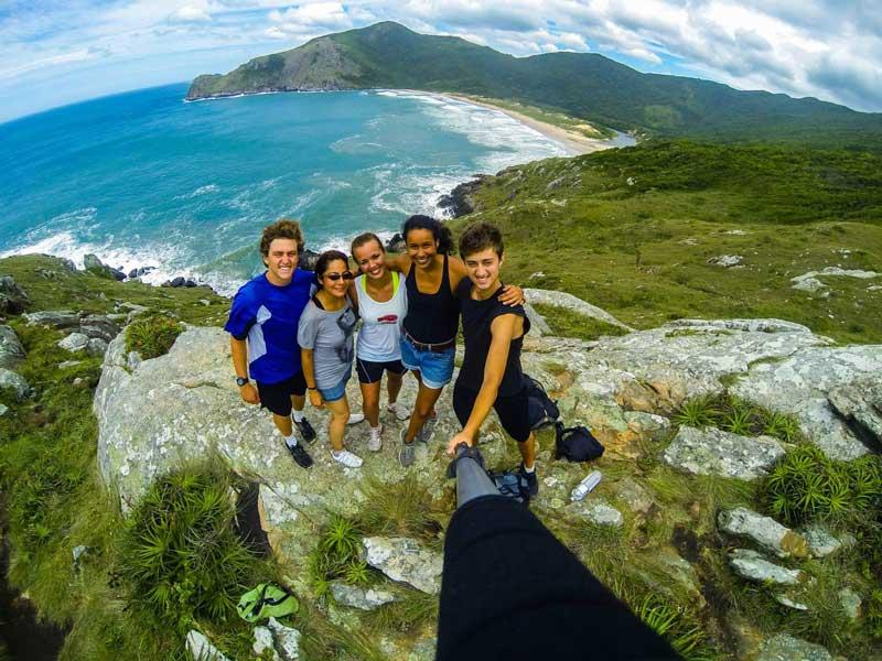 Study abroad in Floripa, Brazil
