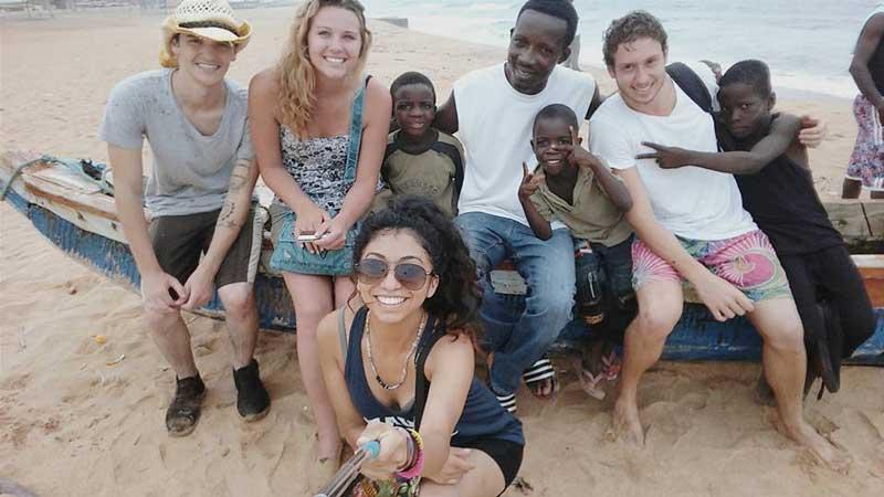 Summer in Ghana