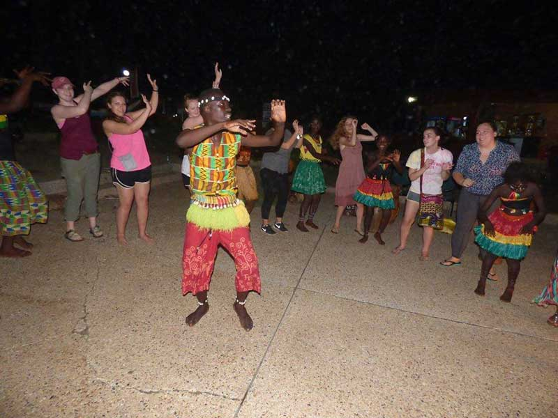 Study abroad in Ghana