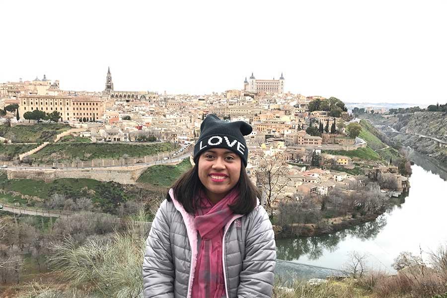 A Day in Toledo, Spain