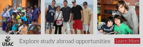 Explore study abroad opportunities