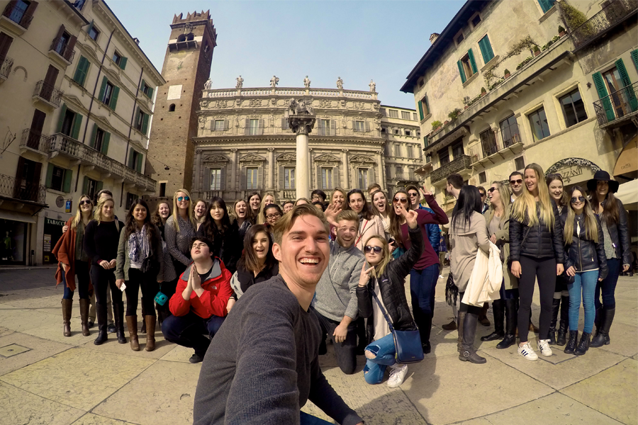 Why Study Abroad in Verona