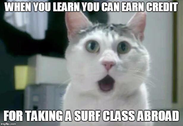 Study Abroad Meme