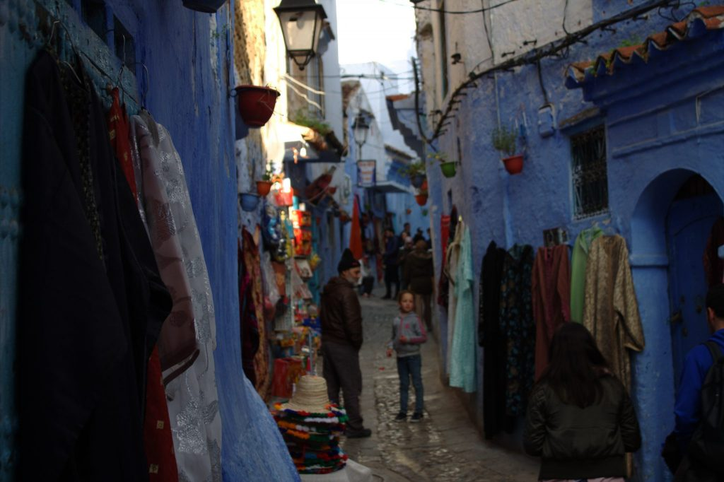 Madrid, Morocco, field study, Tour, study abroad