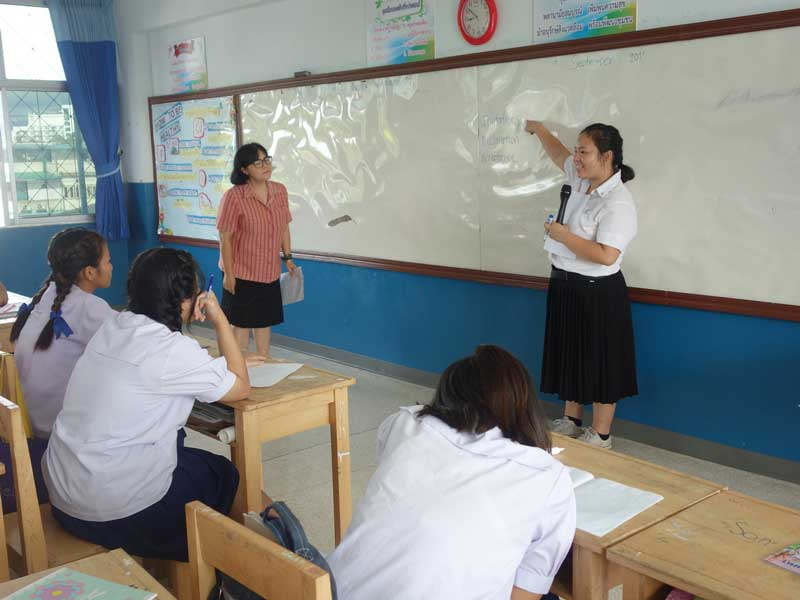 Internship-for-Teaching-English-at-Thasatoi-School
