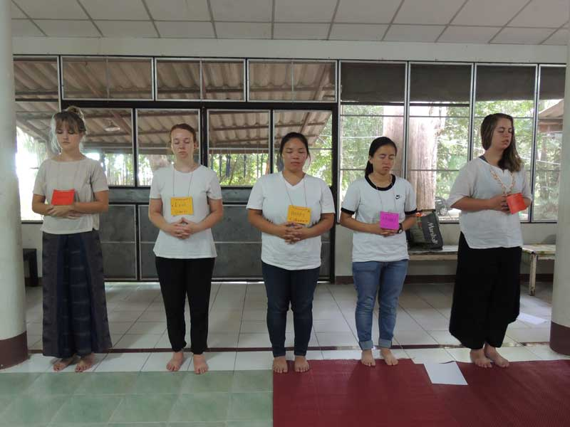 Mindfulness Practice in Chiang Mai