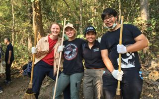 Using Volunteer Work to Immerse with Locals