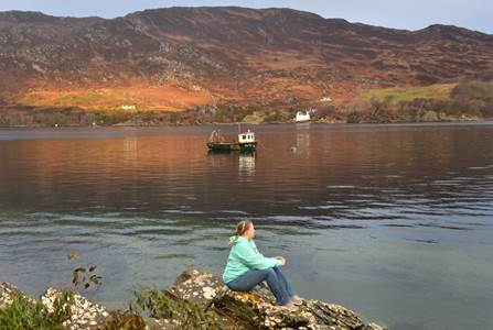 Exploring Scotland through USAC